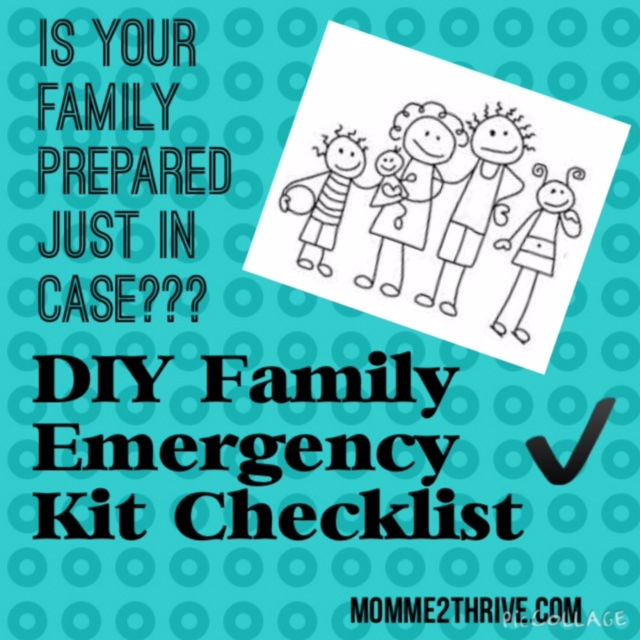 is your family prepared